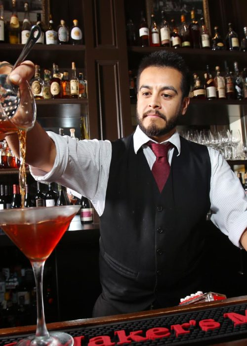Barman preparator