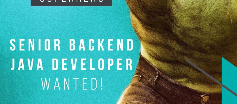Backend Java Developer