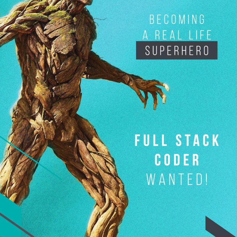 Full Stack Coder