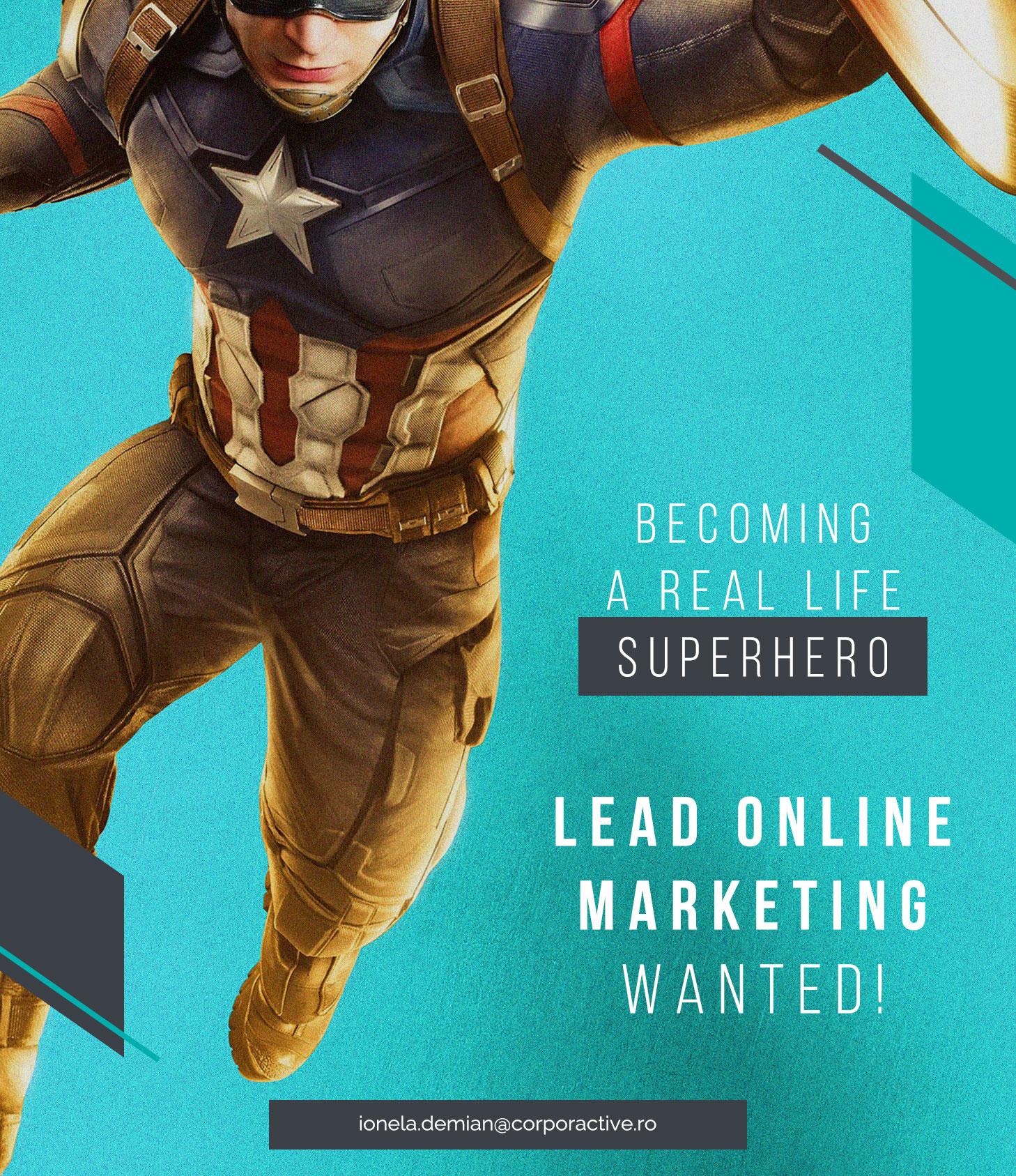 Lead Online Marketing
