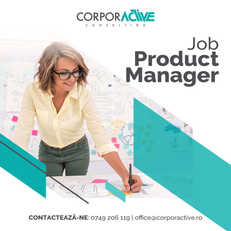 Product Manager copy